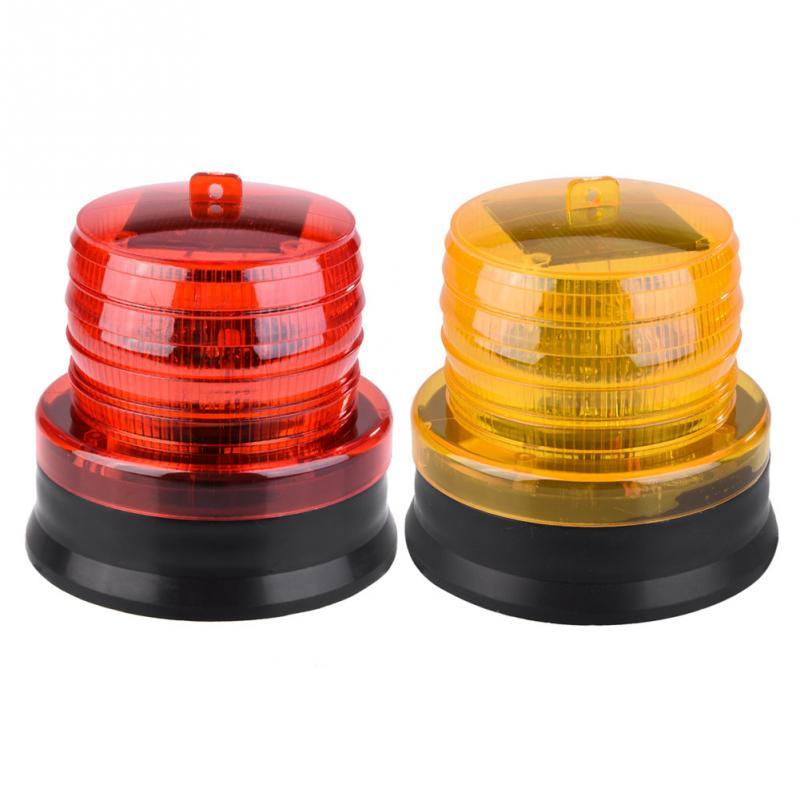 Security & Protection Multi-function Led Warning Light 1 Layer Tricolor Folding Led Warning Lamp Flashing Sos Lamp Safety Indicator Light