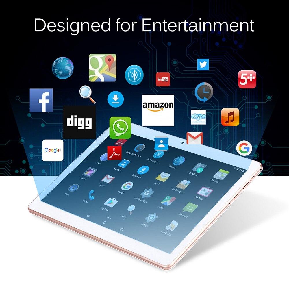 LNMBBS 10.1 pouces tablette avec fonction clavier multi ultra mince 1 GB RAM 16 GB ROM 1280*800 IPS ordinateur tablette quad core 3G dhl