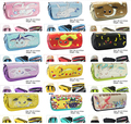 12Pcs/Set Pikachu Pencil Pen Case Cosmetic Make Up Bag Storage Pouch Pokemon Go Bag