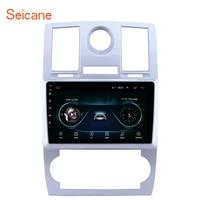 Seicane Android 8.1 Quad core 2din Car GPS Navigation Radio Multimedia Player For Chrysler Aspen 300C 2004 2005 2006 2007 2008