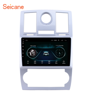 Seicane Android 8.1 Quad-core 2din Car GPS Navigation Radio Multimedia Player For Chrysler Aspen 300C 2004 2005 2006 2007 2008(China)