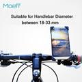 Universal Bicicleta Phone Holder Guiador Clipe Suporte de Montagem Stand 360 Graus Rotatable Para Smart Mobile Telefone Celular seguro