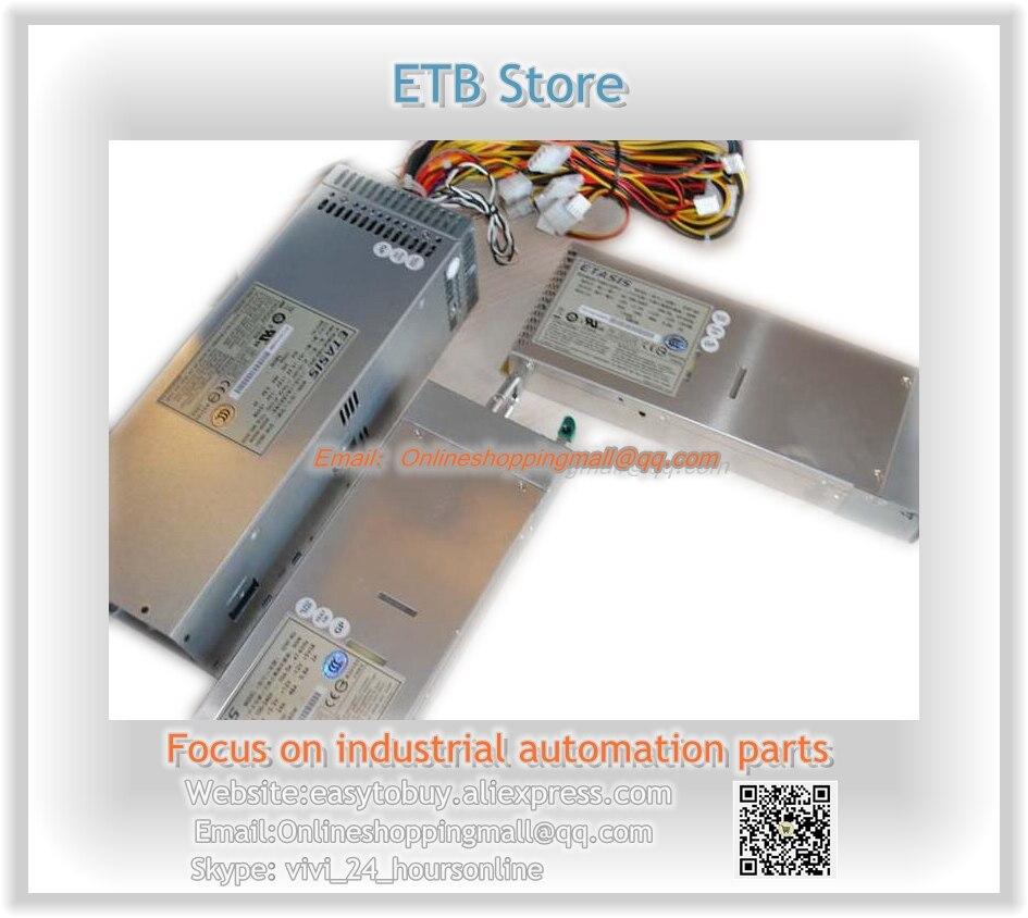 все цены на  ETASIS 2U EFRP-2603 EFRP-2603V1 600W 1+1 EFRP-2603V1 redundant server power supply!  онлайн