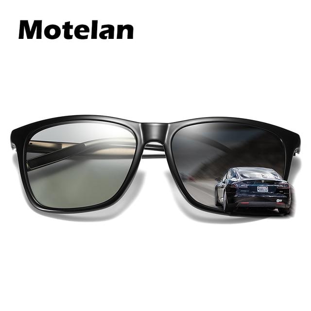 1e818d83578 2018 Photochromic Polarized Sunglasses Men Women Classic Goggles for Drivers  Male Driving Fishing UV400 HD Polarized