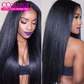 Yaki Straight Malaysian Human Hair CCollege Hair Maylasian Virgin Hair Kinky Straight 1 Bundle Meches Bresilienne Lots