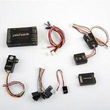 NEW CUAV Pixhack flight controller combo set Upgrade from Pixhawk 2.4.6 for rc fpv multicopter quadcopter better than CC3D kk