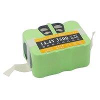 14.4V 3500mAh NI MH for iRobot battery Rechargeable batteries For A320 9200 XR210C R770 FM 019 XR 9700 3100 KV8 battery
