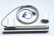 Échelle linéaire de haute précision, encodeur linéaire de 5 microns avec capteur linéaire