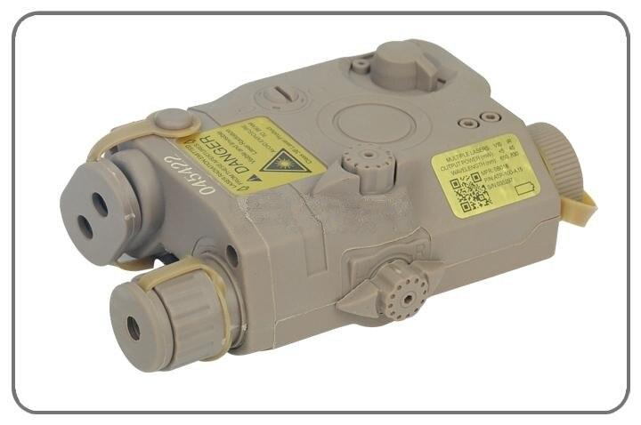tactisch PEQ 15 LA-5 Batterijhouder nylon voor 20mm batterijbox + - Jacht - Foto 5