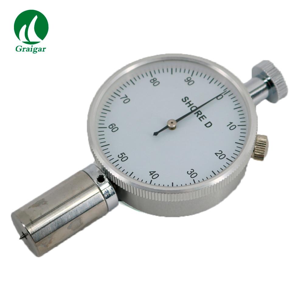 Pointer Shore Hardness Tester Rubber LX-D Dial value 0 ~ 100HD Measure Range 10 ~ 90HDPointer Shore Hardness Tester Rubber LX-D Dial value 0 ~ 100HD Measure Range 10 ~ 90HD