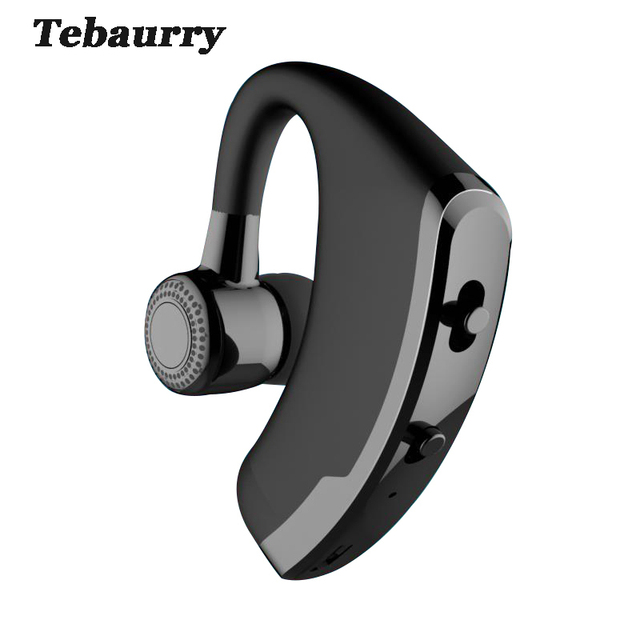 Business Bluetooth Headset With Mic Voice Control Handsfree Wireless Bluetooth Earphone Headphone Sports Music Earbud audifono
