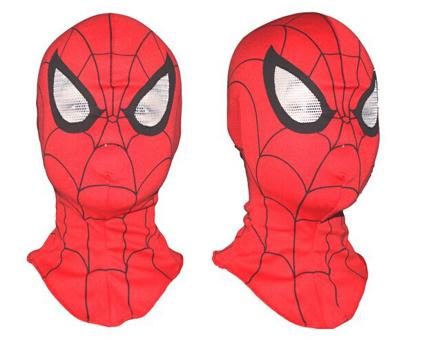 Adult Spider-Man Spider Man mask Spiderman hood N497
