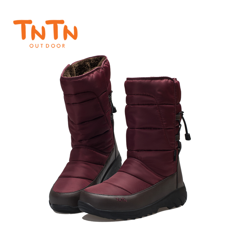 WomenS Ladies Ducks Down Warm Winter BootS Waterproof Shoes Snow Wools Skiing 100% High Quality Leisure