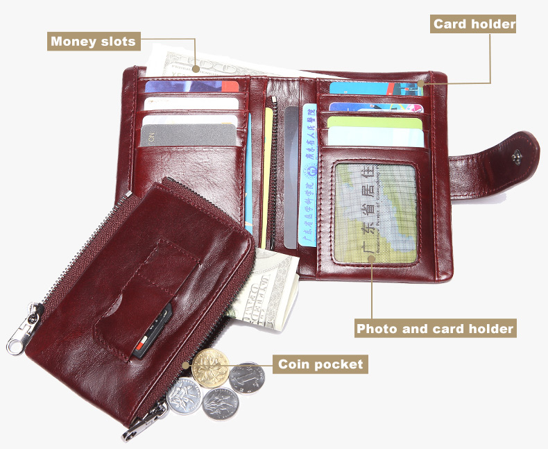 кожаный бумажник женщин; Сач; кожаный бумажник женщин;