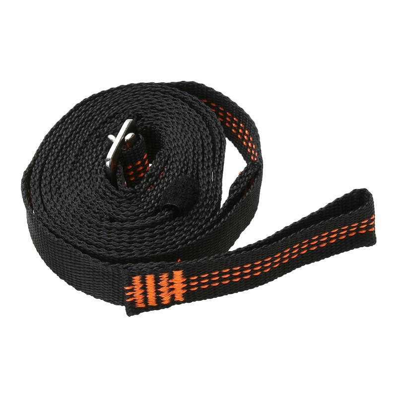 1 pair Nylon Hammock Straps Belt capacity 400kg Portable Hanging Tree Rope Outdoor Camping Hiking Hammock Hanging Belt tools NEW