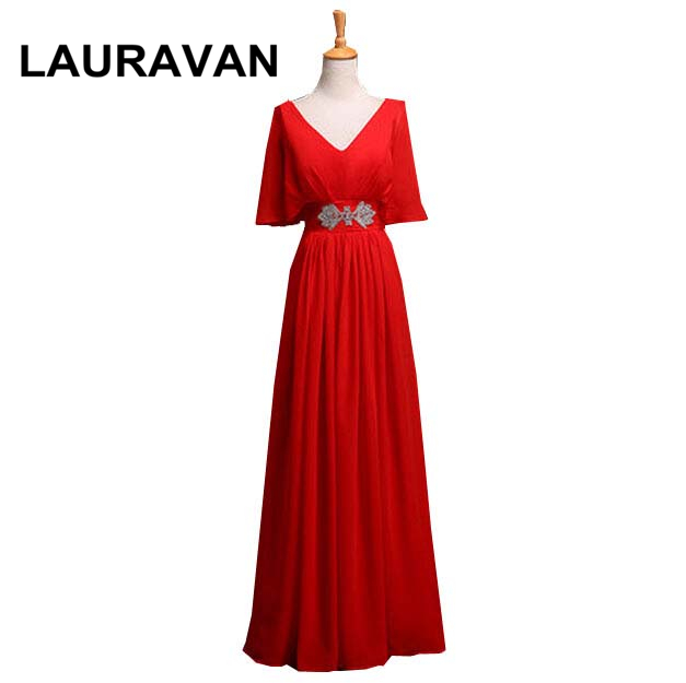 Special Occasion Plus Size Dresses Long New Sexy Women Formal Party Chiffon Bridesmaid Dress 2019 Length New Arrival 2018 Gown
