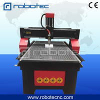 Factory Supplier 6090 600*900*120mm rotary cnc router /mini cnc milling machine 4 axis