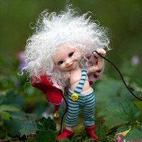 Fairyland Realpuki Soso Soom Doll Bjd Sd Msd 1 4 Luts Volks Dod Ai Include Eyes
