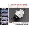 Estacionamento Câmera Do Carro inteligente/com Faixas Módulo de Câmera Traseira CCD Noite VisionFor Mercedes Benz C180 C200 C280 C300 C350 C63