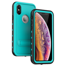 High Quality Brand Redpepper Dot+ Waterproof Swimming Shockproof Case For iPhone X XR XS Max Withstand Retail Package