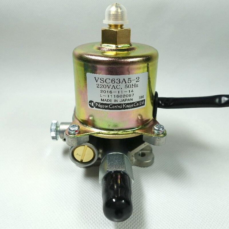 Nippon Burner parts Electromagnetic Pump VSC63A5-2 for Methanol Burner Diese Oil Burner цена