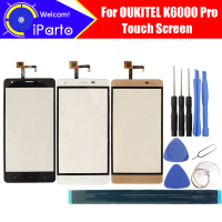 OUKITEL K6000 Pro Digitizer Touch Screen 100 Guarantee Original Glass Panel Touch Screen Digitizer For K6000