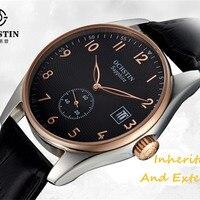 Relogio Mens Business Watches Top Brand Luxury Waterproof Chronograph Watch Man Leather Sport Quartz Wrist Watch