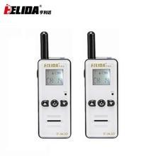2 pièces 400 480MHZ portable enfants deux voies Radio 128 canaux T M2D Mini talkie walkie Super minuscule FRS/GMRS Walky Talky enfants Radio