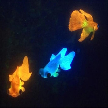 Aquarium Artificial Fish Float On The Water Simulated Fake Fish For Aquarium Fish Tank Decoration Accessories
