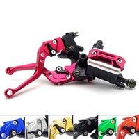 Motorcycle Brake lever For BMW gs800 ninet r1150r r1100s k1200r c600 sport r1100rt f650gs gs k100 moto pump Accessories