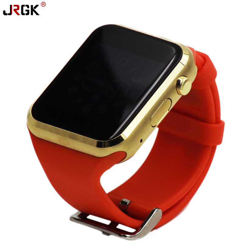 Dispositivos portátiles de smart watch gd19 jrgk conectado bluetooth reloj smart