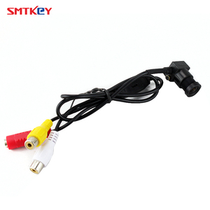 Image 5 - 700TVL Color CMOS MINI 3.6mm CCTV Camera SMTKEY