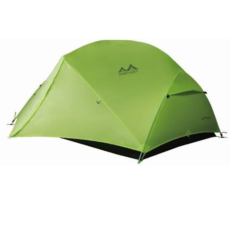 HIMAGET Camping Tent Waterproof 20D Silicone Outdoor Tent For Hiking Fishing Hunting Beach Picnic Party 2 Person Tents outdoor camping hiking automatic camping tent 4person double layer family tent sun shelter gazebo beach tent awning tourist tent