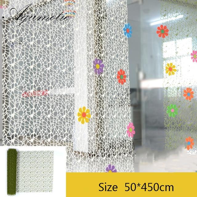 Diviseur de pièce en tissu aqumotique | Diviseur de pièce coloré de 450cm en tissu ajouré cloison décorative de chambre intérieure à domicile, diviseur de rideau de chambre