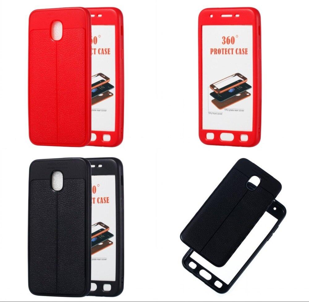 buy online e11e6 04429 US $2.49 |360 Full Body Protect Litchi Case For Samsung Galaxy J7 Refine  /J7 Aero/J7 Aura/J7 Crown /J7 2018 / J7 Top /J737T/J7 Eon/J7 Star-in Fitted  ...