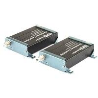 TreasLin 1X3 HDMI по коаксиальному кабелю Extender 1080P HDMI передатчик и приемник через коаксиальный Splitter до 300 м для школа церковь Hotel