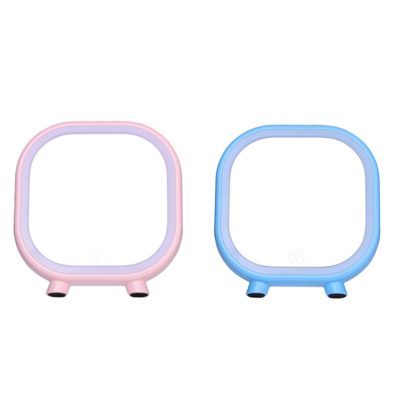 1pcs led makeup mirror speaker desktop lamp vanity table for Small vanity table no mirror