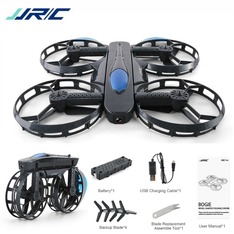 2018 JJRC H45 BOGIE Wheel-shaped 720P WiFi FPV Selfie Drone With High Hold Mode Foldable Arm RC Quadcopter Kids Toys2018 JJRC H45 BOGIE Wheel-shaped 720P WiFi FPV Selfie Drone With High Hold Mode Foldable Arm RC Quadcopter Kids Toys