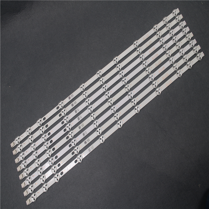 10PCS 11LED 575mm LED Backlight Strip For LG Sharp 32'' TV 32D1334DB LC32LD145K VES315WNDL-01 VES315WNDS-2D-R02 32 HA5000 VESTEL