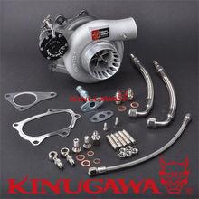 Kinugawa GTX Billet Turbocharger 3 Anti Surge TD06SL2-25G 7cm for SUBARU WRX STI