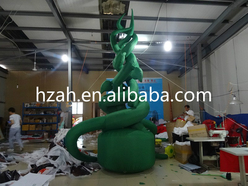 Giant Inflatable Beanstalk for Outdoor Decoration giant inflatable balloon for decoration and advertisements