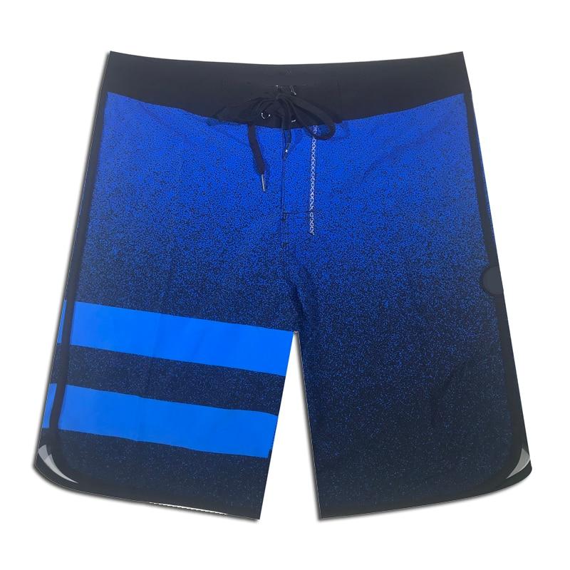2019 Novos Homens Verão Quick Dry Board Shorts Marca Fantasma Musculação Elástica Praia Surf Shorts Bermuda Boardshorts