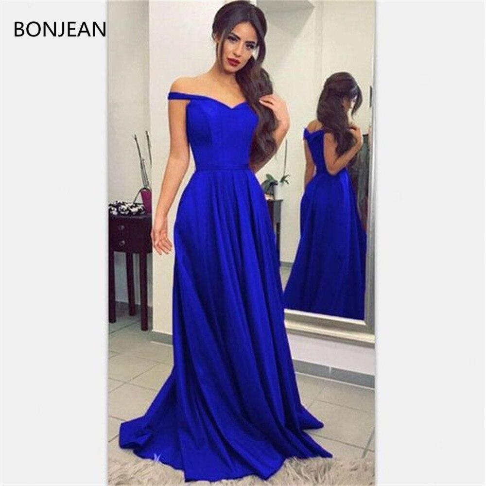Cheap Prom Dress Sleeveless Sweep Train Long Dresses Evening Dresses Mermaid Formal Dresses 2019