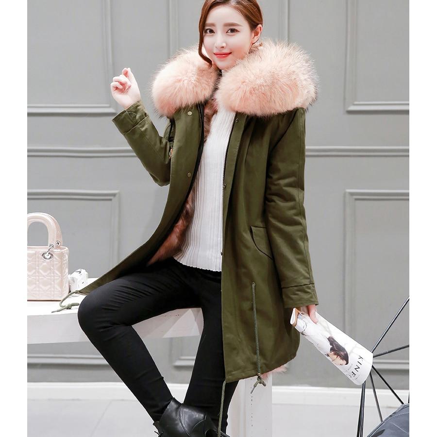 """""""HIgh"""" šaltos žieminės aprangos 2016 m. Naujos natūralios - Moteriški drabužiai - Nuotrauka 5"""