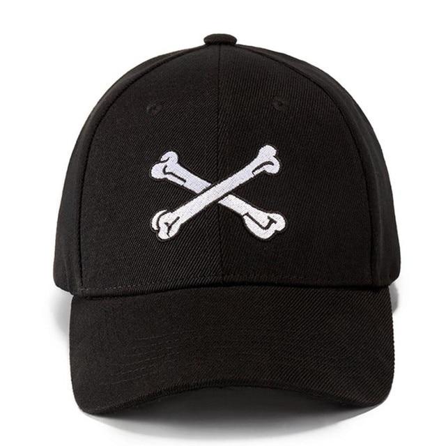 2018 Brand New Bone Baseball Cap Men Casual Activity Fashion Sport Hip Hop Ny  Caps Original Design Unisex Hat bbeaed9ec1d