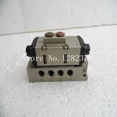 [SA] genuine original SMC pneumatic control valve VR41 spot --2pcs/lot[SA] genuine original SMC pneumatic control valve VR41 spot --2pcs/lot
