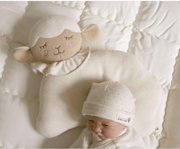 0-2 anos de Bebê Pescoço Travesseiro forma de outono e inverno crianças recém-nascidas do bebê brinquedos de pelúcia almofada travesseiro