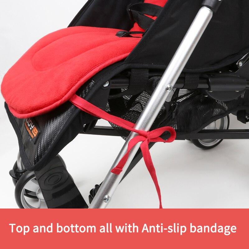 Poduszka na poduszkę dla dziecka do wózka dziecięcego. Uniwersalna - Aktywność i sprzęt dla dzieci - Zdjęcie 4