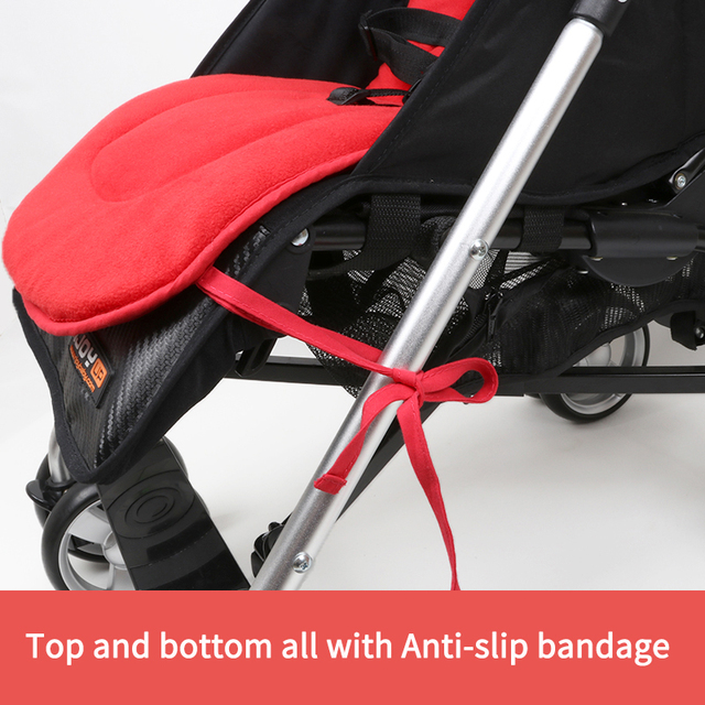 Baby stroller seat cushion Waterproof mattress Soft pram liner Universal warm car seat pad for four seasons stroller accessories
