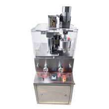 1PC Rotary Tablet Press Machine ZP-9B Enhanced / forced filler tablet maker traditional Chinese medicine tablet press